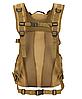 Тактичний Штурмової Військовий Рюкзак на 35литров Чорний, фото 3
