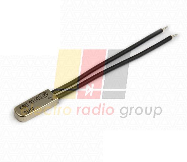 Термостат K-9700 (5Α 250V 85°C)