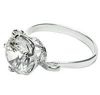 Женское серебряное кольцо Бантик.