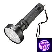Focuspet 100xLED UV многофункциональный светодиодный фонарик+защищенный Очки