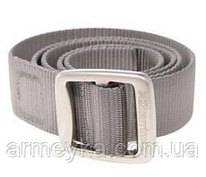 Поясной ремень Karrimor Webbing Belt 3,5 cm., серый. Великобритания, оригинал