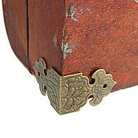 12шт. Угловые крепежные элементы для деревянной мебели Коробка Feet Decoration