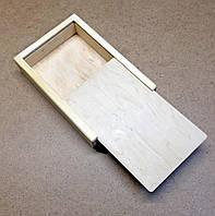Пенал деревянный 16х24