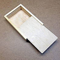 Пенал деревянный 16х24х5