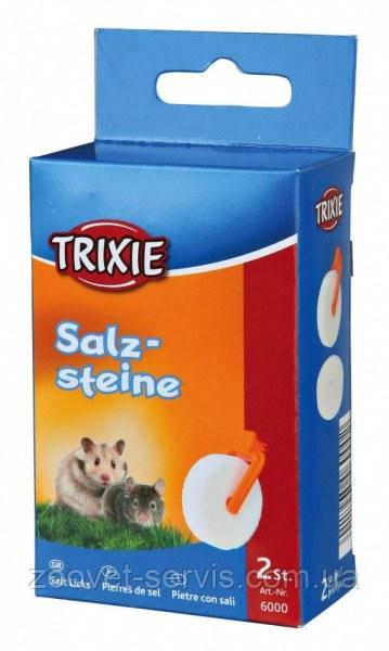 Соль-минерал для грызунов 54г 2шт. Трикси