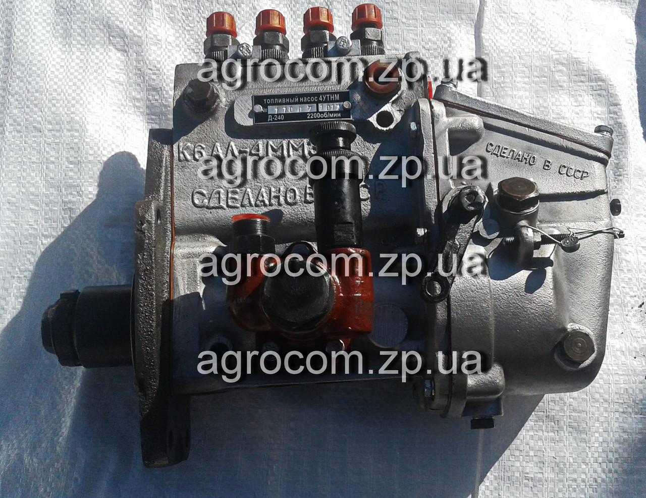 Топливный насос ТНВД  МТЗ-80, Д-240