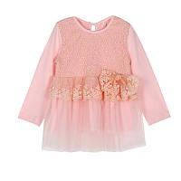 Красивое платье для малышки размер 74.