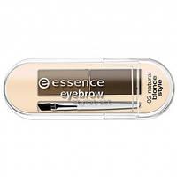 Набор для моделирования бровей Essence Eyebrow Stylist Set - 02
