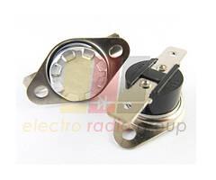 Термостат KSD 301-85H 10А 85°C с кнопкой