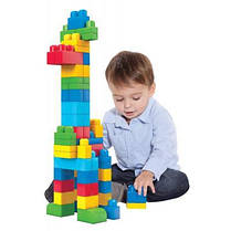 Конструктор Mega Bloks First Builders Классический 80 деталей (DCH63), фото 2