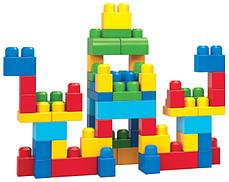 Конструктор Mega Bloks First Builders Классический 80 деталей (DCH63), фото 3