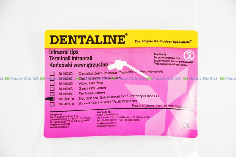 Насадки Intra oral (Интраоральные) для силеров