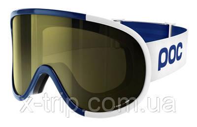 Горнолыжная маска POC Retina Big Comp Butylene Blue Smokey Yellow & Transparent (no mirrors)