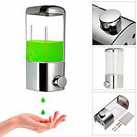 Настенный ванной лосьон шампунь для жидкого мыла
