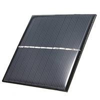 5V 0.8W 160MA 80x80x3.0mm поликристаллические кремневые солнечные панели