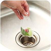 30 штук раковина фильтра мешок остатки пищи garbege фильтр сетчатый мешок инструмент чистая кухня