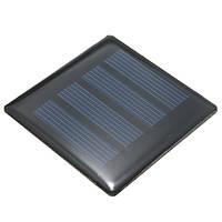 2v 0.18w 90ma 60x60x3.0mm поликристаллического кремния панели солнечных батарей эпоксидной смолы