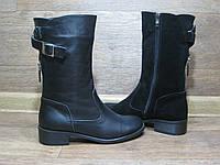 Ботинки женские  из натуральной кожи или замши. Очень красивые полусапожки.