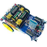 Отслеживание c51 избежание препятствий робот Bluetooth пульт дистанционного управления комплект умный автомобиль