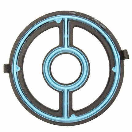 Двигатель масляный радиатор уплотнительная прокладка для двигателя мазда 3 5 6 3 Скорость 6 miniva сх-7 07-11, фото 2