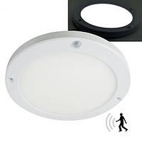 18W LED Ультра тонкий круглый PIR-движок Датчик Потолочный светильник для человеческого тела Индукционный свет