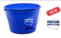 Фидерное ведро для замешивания прикормки Bait Bucket, 25 liter