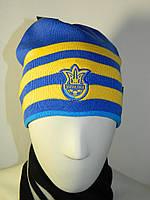 Шапка муж. Adidas сб. Украины (арт.X16498)