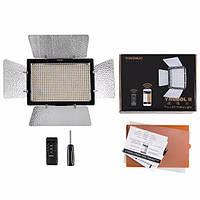 Yongnuo yn600l II 5500k cri95 + панель 2.4G беспроводной Дистанционный Bluetooth LED видео свет для цифровой зеркальной фотокамеры камера