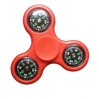 MATEMINCOEDCTri-FidgetHaйSpinnerс компасом Для взрослых Игрушки
