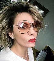 Солнцезащитные женские очки бабочки Chloe 20060 кор