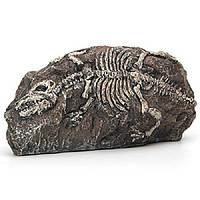 Yani Рыбный танк орнамент Аквариум Динозавр Ископаемые смолы Пещера Ландшафтное оформление
