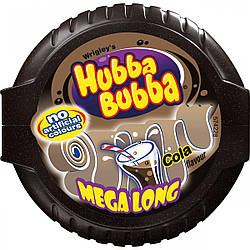 Жевательная резинка Hubba Bubba Tape Cola Хубба-Бубба кола