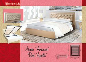 Кровать «Апполон»  ТМ Novelty с подъемным механизмом, фото 2