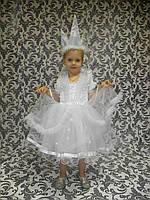 Шикарный костюм Снежная королева. Снежная королева VIP прокат, фото 1