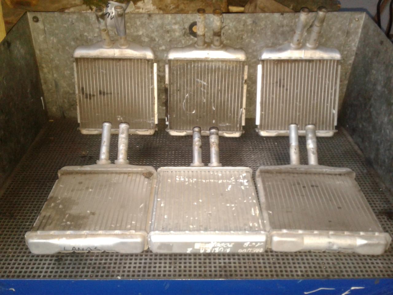 Радиатор печки  Daewoo Lanos,Nubira,Leganza