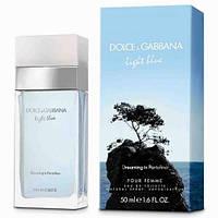 DOLCE & GABBANA Light Blue Dreaming in Portofino 100 мл (Турция)