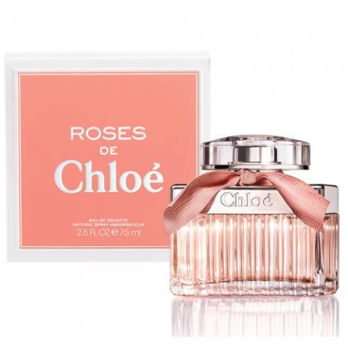 CHLOE Chloe Roses de Chloe EDT 75 мл (Турция)