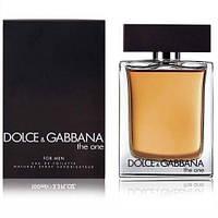 Туалетная вода DOLCE & GABBANA для мужчин Dolce & Gabbana The One EDT 100 мл (Копия)
