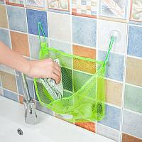Корзинка подвесная для ванных принадлежностей, игрушек, мелочей