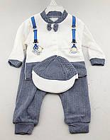 + Детские костюмчик для новорожденных 6 месяцев Турция