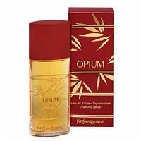 YVES SAINT LAURENT Opium EDT Тестер 90 мл (ОАЕ)