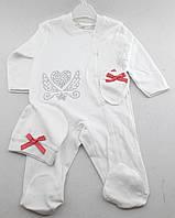 Человечки для новорожденных 3, 6, 9  месяцев Турция
