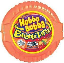 Жевательная резинка Hubba Bubba Tape Tropical Хубба-Бубба тропический вкус