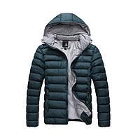 Мужская куртка.Зимняя мужская термокуртка.Арт.01484