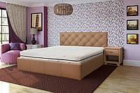 Мягкая кровать Лира 90*200