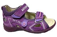 Босоножки Minimen 39FIOLET 34 21,6 см Фиолетовый