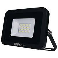 Светодиодный прожектор Feron LL-853 30W 2400Lm IP65 6400K