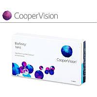 Контактные линзы Biofinity Toric (силикон-гидрогелевые), CooperVision