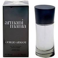 GIORGIO ARMANI Giorgio Armani Armani Mania Men edt 100 мл