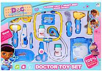 Игровой набор Доктор Плюшева 6889-83А